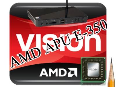 AMD APU E-350
