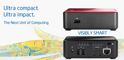 Intel NUC Kit DC3217BY/DC3217IYE Mini-PCs