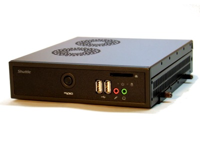 Shuttle DS61 Digital Signage Barebone