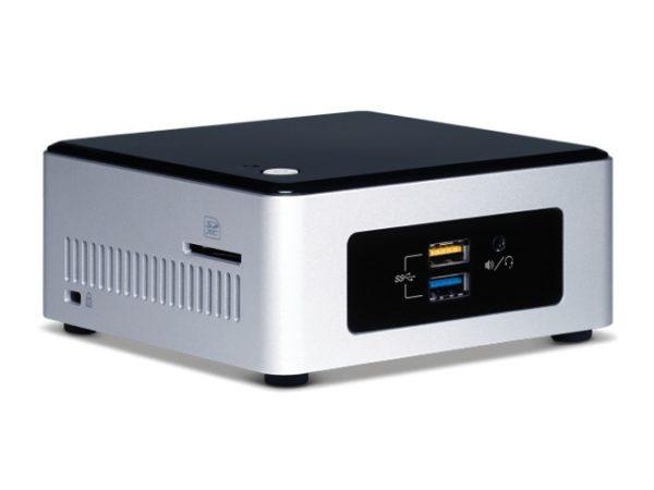 Intel NUC5CPYH Seitenansicht