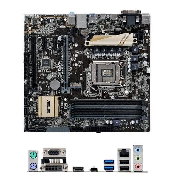 ASUS H170M-PLUS DDR4