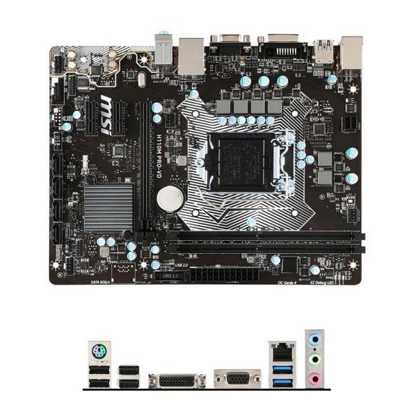 MSI H110M Pro-VD DDR4