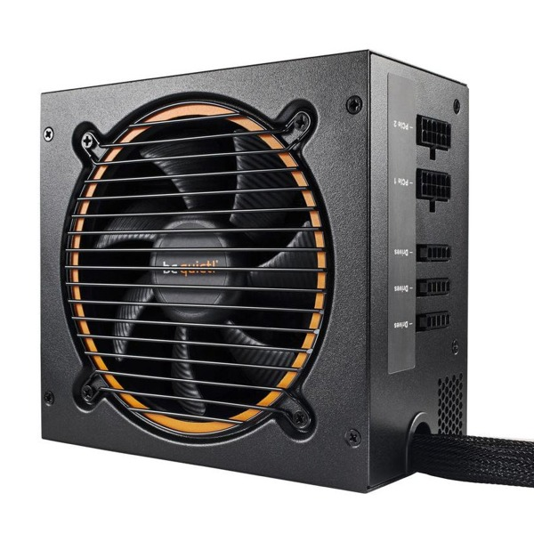 600W be quiet! Pure Power 9 CM