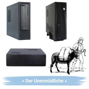 Der unermüdliche Desktop-PC
