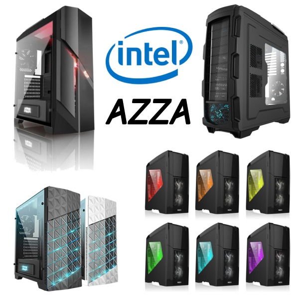 gaming pc azza intel series g nstig kaufen pc w lfl. Black Bedroom Furniture Sets. Home Design Ideas