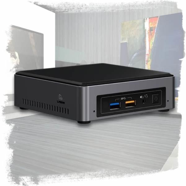 Intel NUC Kit NUC7i3BNK Mini PC