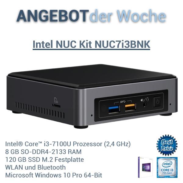 Intel NUC i3 Angebot