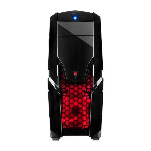 Inter-Tech Q2 Illuminator Frontansicht