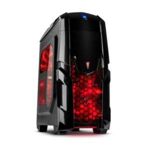 Inter-Tech Q2 Illuminator schwarz