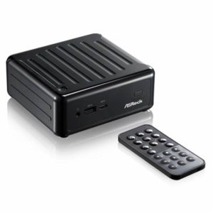 Asrock Beebox mit Fernbedienung