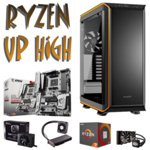 Gaming PC RYZEN UP HIGH