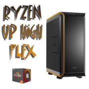 Gaming PC Ryzen up high flex