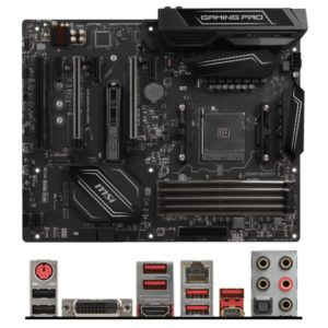 MSI X370 GAMING PRO CARBON Mainboard