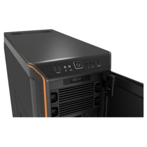 be quiet Dark Base 900 Orange front