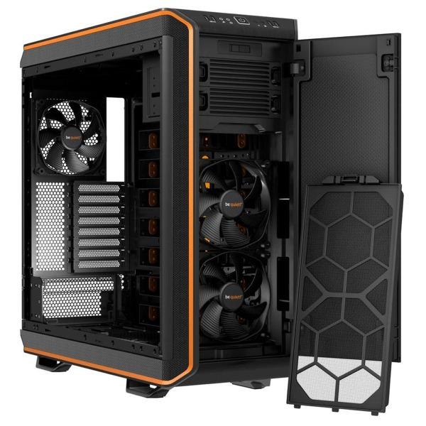 be quiet Dark Base 900 Orange offen