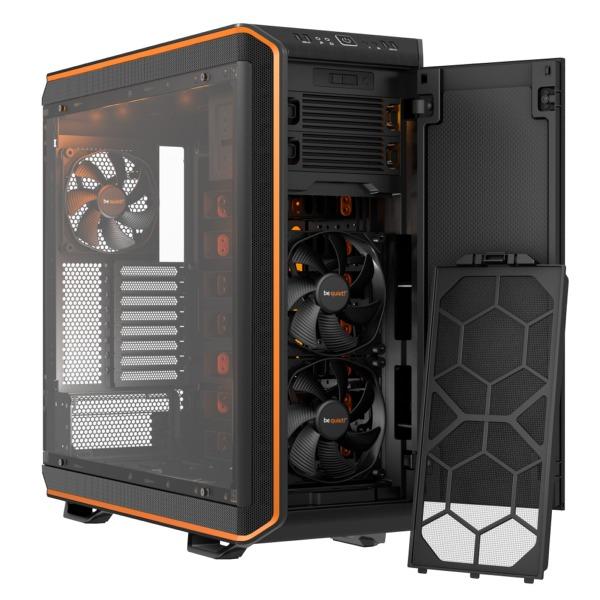 be quiet Dark Base 900 Pro Orange offen