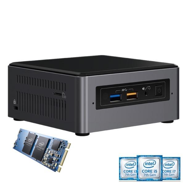 Intel NUC Kit Optane