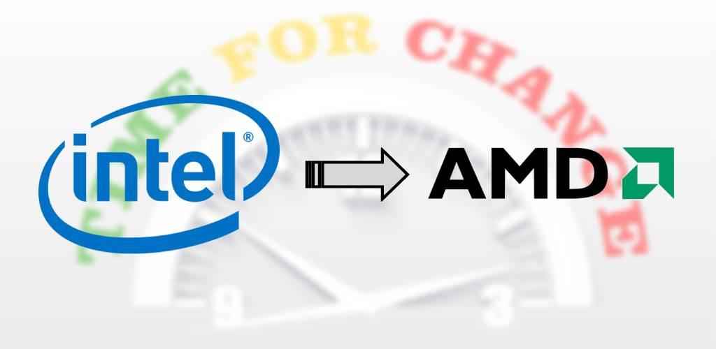 Umstieg von Intel zu AMD