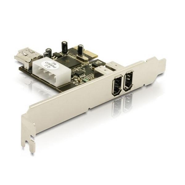 FireWire Schnittstelle – 400 Mbit/s