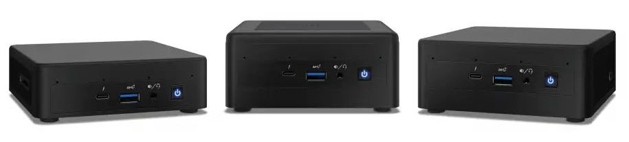 Intel NUC 11 Panther Canyon Modelle