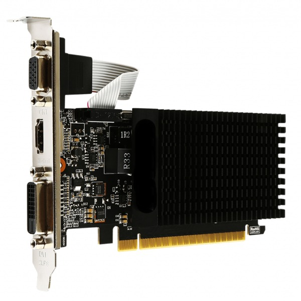 GT710 2GB GeForce NVIDIA Silent
