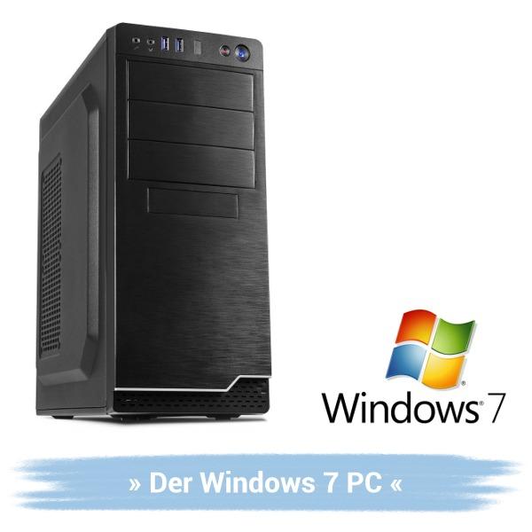 Der Windows 7 PC